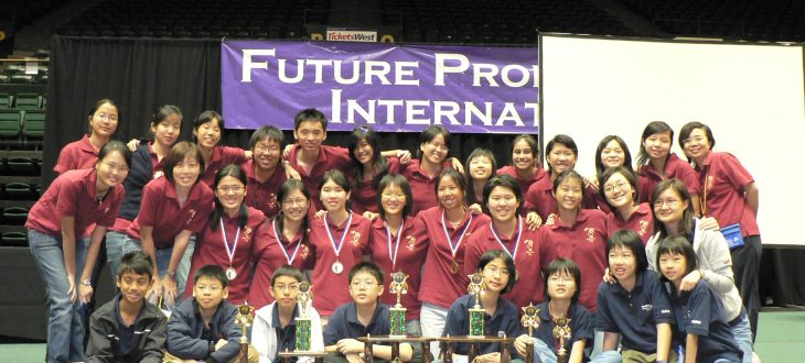 Singapore Future Problem Solving Program